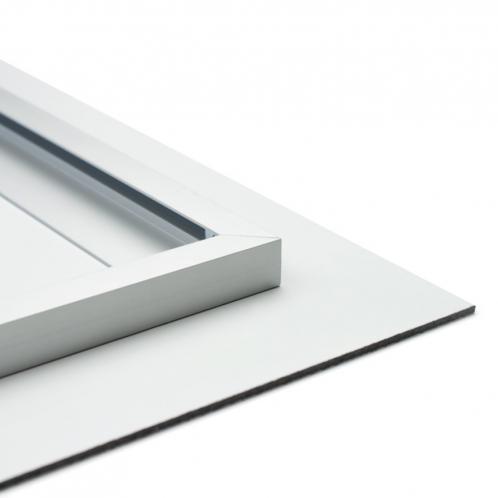 foto op aluminium. Black Bedroom Furniture Sets. Home Design Ideas